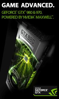 NVIDIA GTX 980 & 970