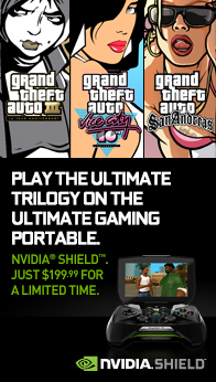 Play the Ultimate Trilogy on the Ultimate Gaming Portable!
