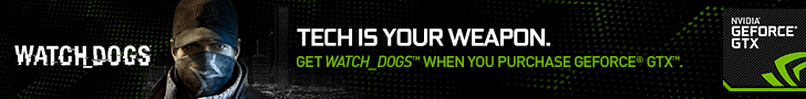 NVIDIA Watch Dogs