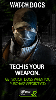 NVIDIA Watch Dogs - TECH is your Weapon!