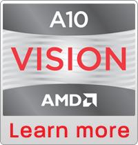 AMD A10 Grey