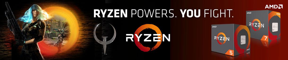 Ryzen Powers. You fight.