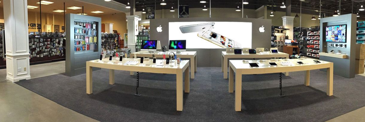 Micro Center North Jersey Apple Store