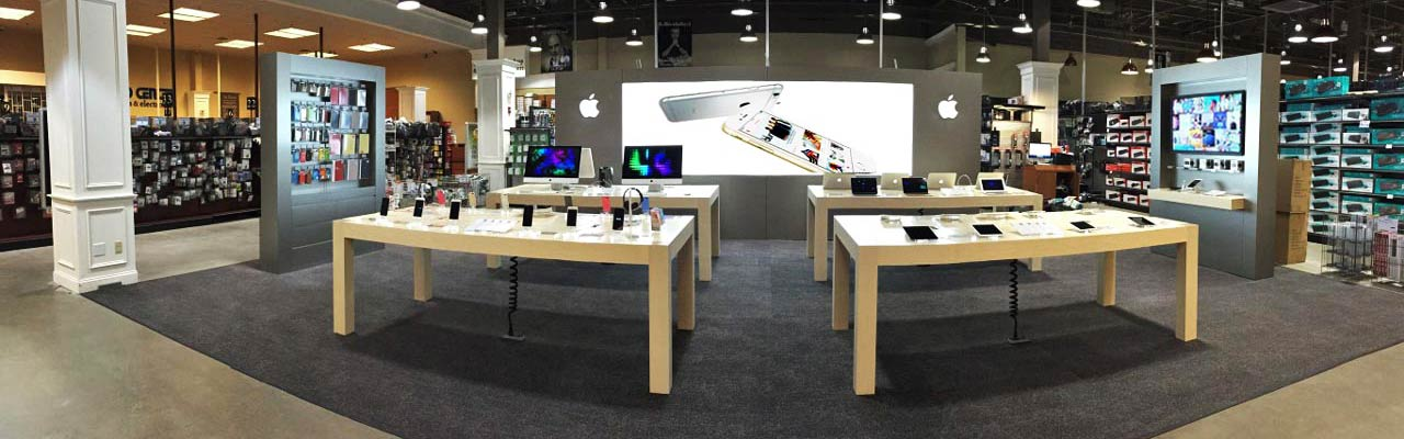 Apple Department, New Jersey, panorama