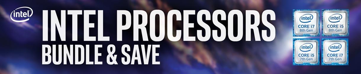 Intel Processors - Bundle & Save